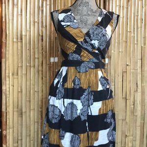 Anthropologie Deletta Dress